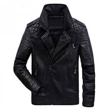 new men leather jackets and europe and the americas leisure motorcycle leather jacket men coat clothes