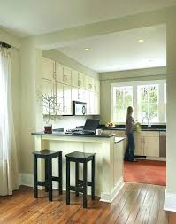 Open Kitchen Design Design Best Ideas About Small Open Kitchens On
