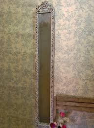 enchanting 80 narrow wall mirror design decoration of infinity regarding long narrow wall mirrors