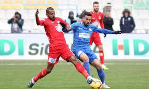 B.B. Erzurumspor 1 - 0 Antalyaspor
