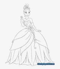 Choose language coloring pages worksheets mandala craft. Coloring Pages Of Tiana Disney Princess Coloring Pages Tiana Transparent Png 700x861 Free Download On Nicepng
