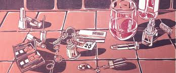 journal freelancer sharon ruchte s date night is part of the humboldt state university printmakers show at garden gate