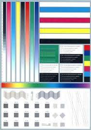 Test Color Printer Printer Color Test Page Test Color Printer Page