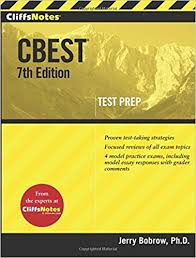 cliffsnotes cbest th edition cliffs test prep cbest jerry  cliffsnotes cbest 7th edition cliffs test prep cbest jerry bobrow 9780470454534 com books