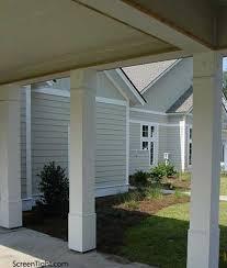 exterior column wraps. Vinyl Column Wrap Example Image Exterior Wraps T