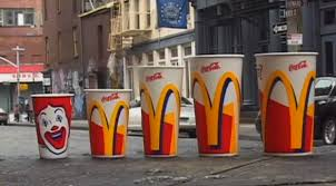 mcdonalds supersize drink. Beautiful Drink On Mcdonalds Supersize Drink
