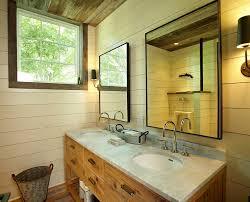 bathroom vanity traditional lighting tile