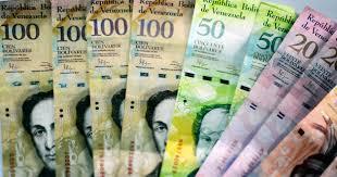 Resultado de imagen para billetes venezolanos