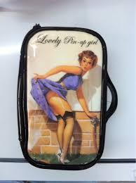 pin up cosmetic bags pin up cosmetic bags pin up make up bags dels
