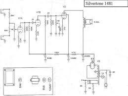 prowess amplifiers silvertone schematics silvertone 1481 silvertone silvertone 1481 thumbnail