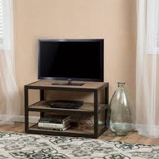 industrial media furniture. Perth 3-Shelf Industrial Media Console By Christopher Knight Home Furniture T
