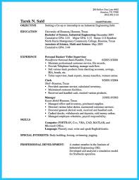 Cv Sample Banking Jobs Image Collections Certificate Design And