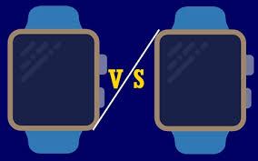 Fitbit Garmin Comparison Chart Garmin Venu Vs Fitbit Versa 2 Vs Apple Watch Series 5 Compared