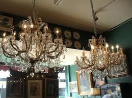 vintage crystal chandelier value