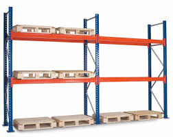 other than creating more functional space racks and shelves help you save your time prevent your employees getting hurt and your s getting damaged