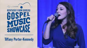 2019 KFB Gospel Music Showcase | Tiffany Porter-Kennedy - YouTube