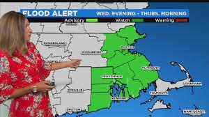 Through Thursday Morning – CBS Boston