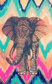 Colorful Elephant Wallpapers - Top Free ...