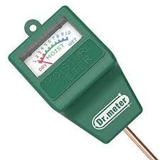 Soil Moisture Meter Chart Soil Moisture Meter S10 Dr Meter