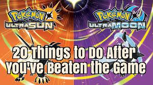 pokemon ultra sun and ultra moon guide