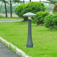 garden lamp. Mushroom Shape Led Lawn Light Outdoor Garden Lamp Waterproof Villa Landscape Grassland Lights