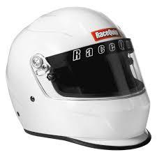 Racequip Helmet Size Chart Racequip 273112 Pro 15 Series Fiber Reinforced Polymer Racing Helmet White S Size Sa2015