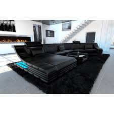Luxury Sectional Sofa New York Cl Led Lights Sectional Sofa