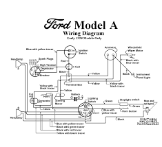 1928 model a ford wiring diagram wiring diagrams 1931 ford model a wiring diagram exles and