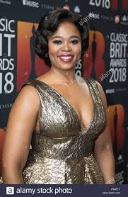 Red Carpet arrivals for the Classic Brit Awards 2018 Featuring: Pretty Yende  Where: London, United Kingdom When: 13 Jun 2018 Credit: Phil Lewis/WENN.com  Stock Photo - Alamy