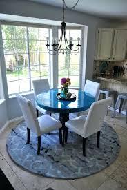 rug for kitchen table popular kitchen round rug under round table round kitchen round kitchen table