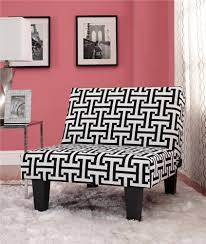 Striped Living Room Chair Black Living Room Chair With Ottoman Nomadiceuphoriacom
