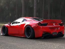 ferrari italia widebody. 6 ferrari italia widebody y