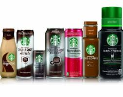 starbucks coffee products. Delighful Starbucks Starbucks And PepsiCo To Bring RTD Beverages Latin America Intended Coffee Products