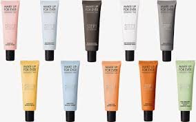 make up for ever step1 primers