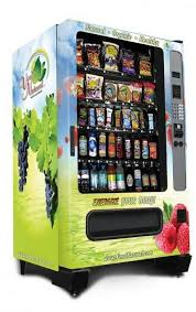 Healthy Vending Machines Toronto Stunning Vending Machines Selling Fruit And Vegetables Take Off In US Food