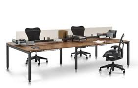 long office desks. Sense Bench Desk Long Office Desks