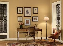 Warm Color Schemes For Living Rooms Orange Home Office Ideas Warm Orange Home Office Paint Color