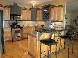 ... breakfast bar kitchen island with drop leaf. elegant ...