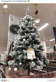 target s 59 christmas tree is sending