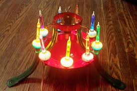 Ebay Vintage Christmas Bubble Lights Vintage 40s 50s Electric Christmas Tree Stand W Noma
