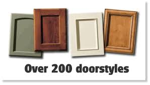 Doorstyle Options Kitchen Cabinets San Diego