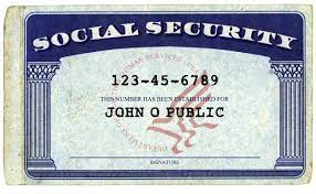 lost your social security card you