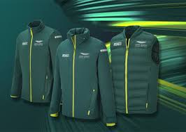 The New 2021 Aston Martin F1 Team Collection Is Now Available