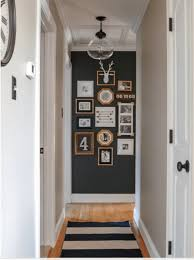 don ts of styling a narrow hallway