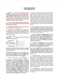 Lease Violation Form 40 Sample Lease Form