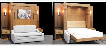 wall bed or sofa bed which one to pick
