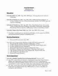 50 Elegant Microbiology Resume Samples Simple Resume Format