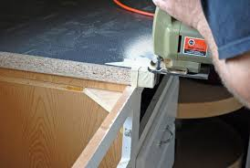 installing an ikea farmhouse sink in existing cabinet at the pertaining to countertop installation inspirations 29