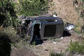 Tiger Woods Unfall: Bis zu 140 km/h – Raserei war Ursache