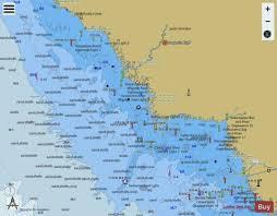 Crystal River To Horseshoe Pt Marine Chart Us11408_p171